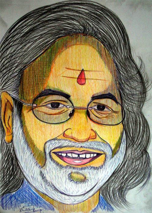 Vishwa Mohan Bhatt by siddharthbiyer